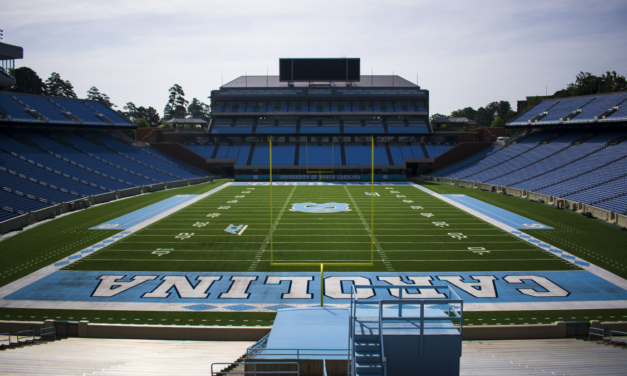UNC Football Picked to Finish 6th in Coastal Division