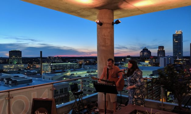 The Downtowner: Basking in the Bull City Life