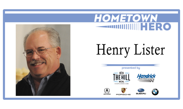 Hometown Hero: Henry Lister