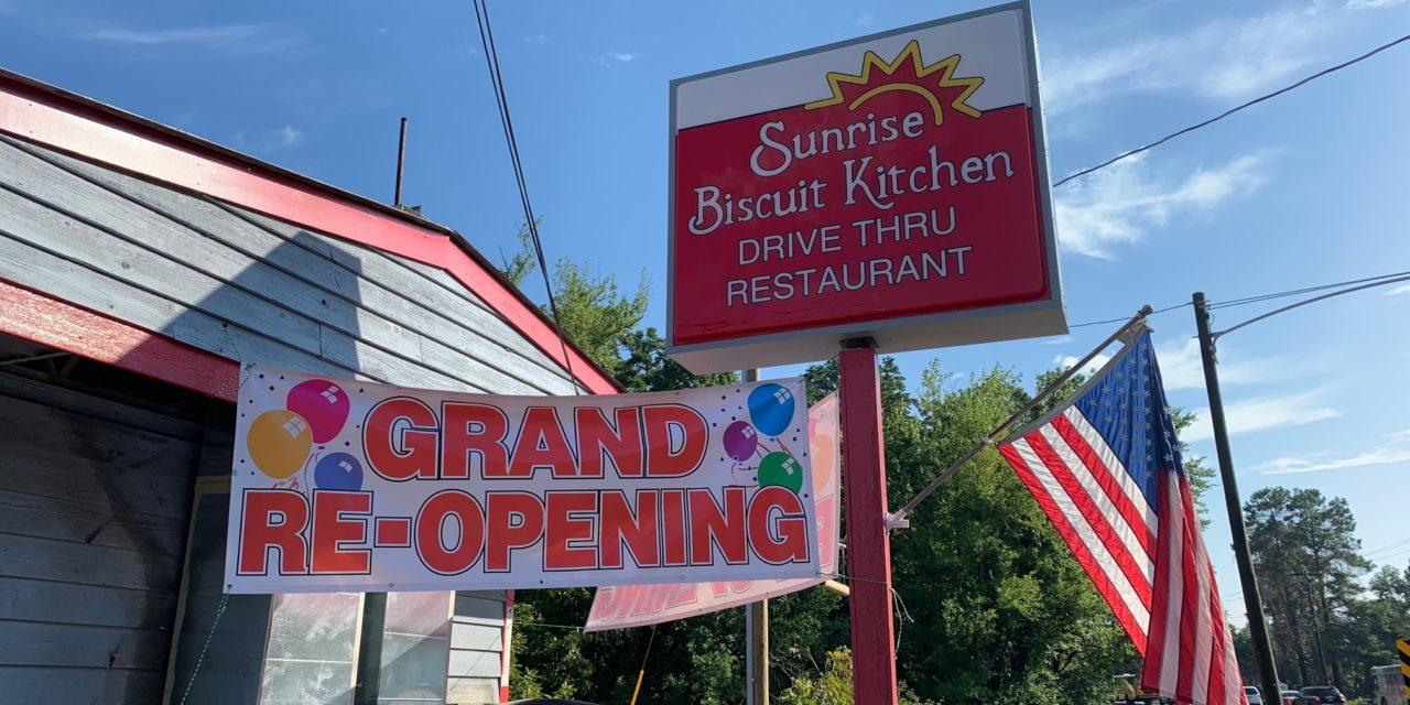 Sunrise Biscuit Kitchen Re Opens In Chapel Hill Chapelboro Com