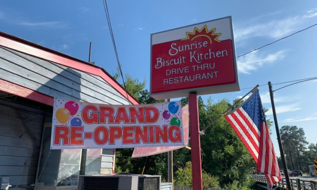 Sunrise Biscuit Kitchen Re-Opens in Chapel Hill