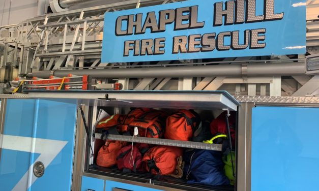 Chapel Hill Fire Chief Retiring