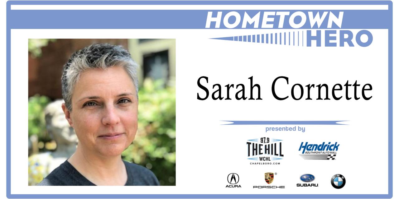 Hometown Hero: Sarah Cornette