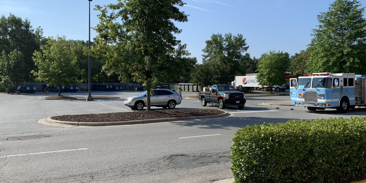All Clear Issued for Potential Suspicious Package in Chapel Hill