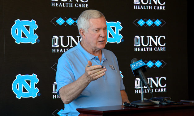 New Facilities Provide Optimism Heading Into UNC Football Training Camp