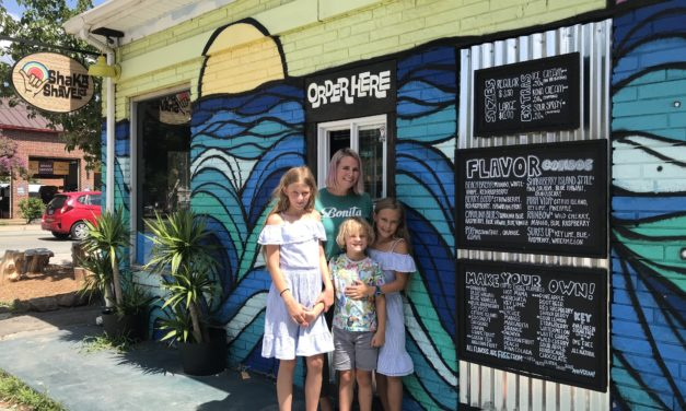 Flavor of the Week: Shaka Shave Ice