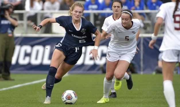 Women's Soccer: UNC Ranked No. 2 in Preseason Coaches Poll