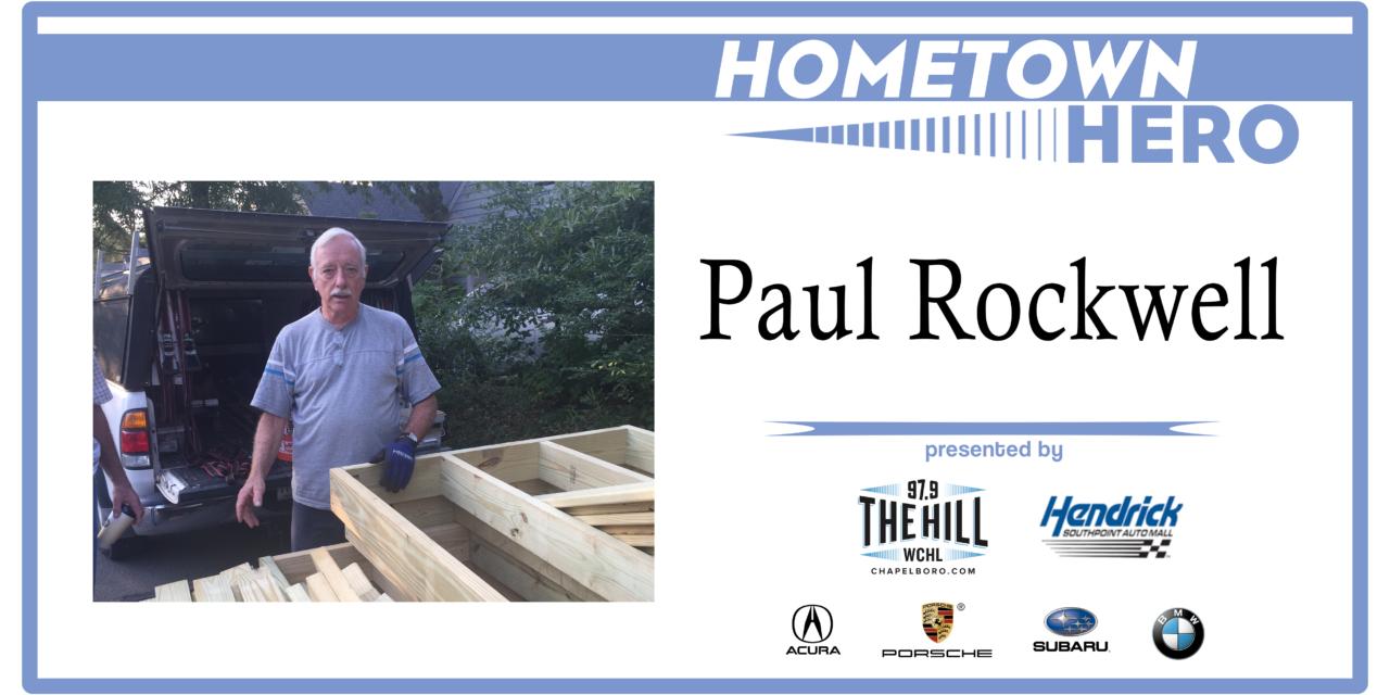 Hometown Hero: Paul Rockwell