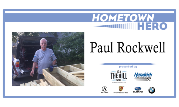 Hometown Hero: Paul Rockwell