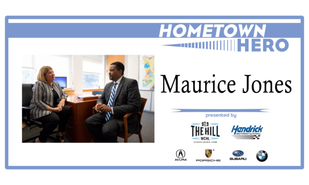 Hometown Hero: Maurice Jones