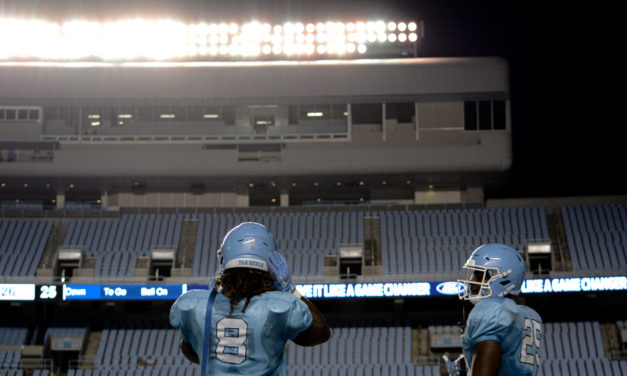 As UNC Football Returns, Parents Push to See Their Kids Play