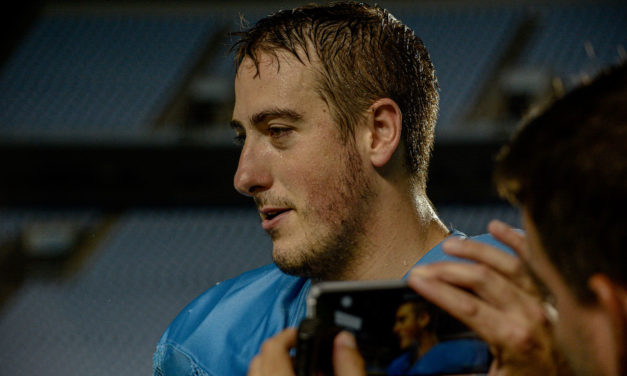 UNC's Heck and Strowbridge Each Selected on Day Three of 2020 NFL Draft