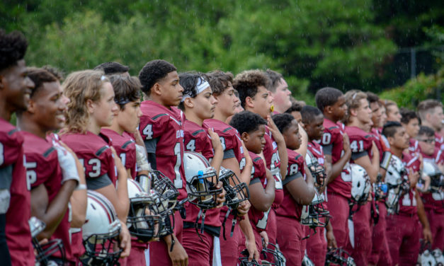Photo Gallery: Cedar Ridge vs. Carrboro High School Football