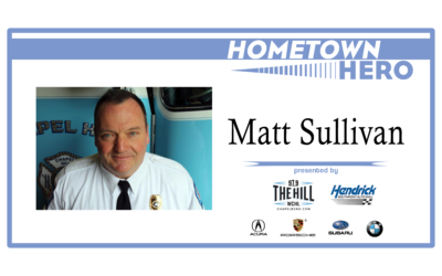 Hometown Hero: Matt Sullivan