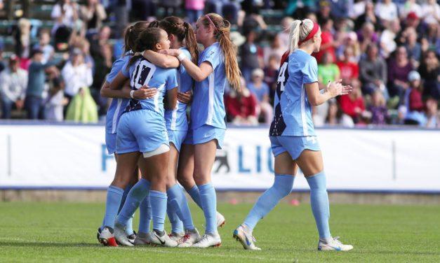 No. 2 UNC Women's Soccer Shuts Out No. 8 Duke