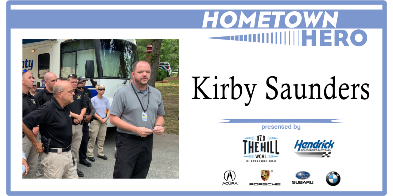 Hometown Hero: Kirby Saunders
