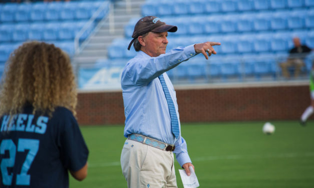 Photo Gallery: UNC Women's Soccer vs. Wake Forest
