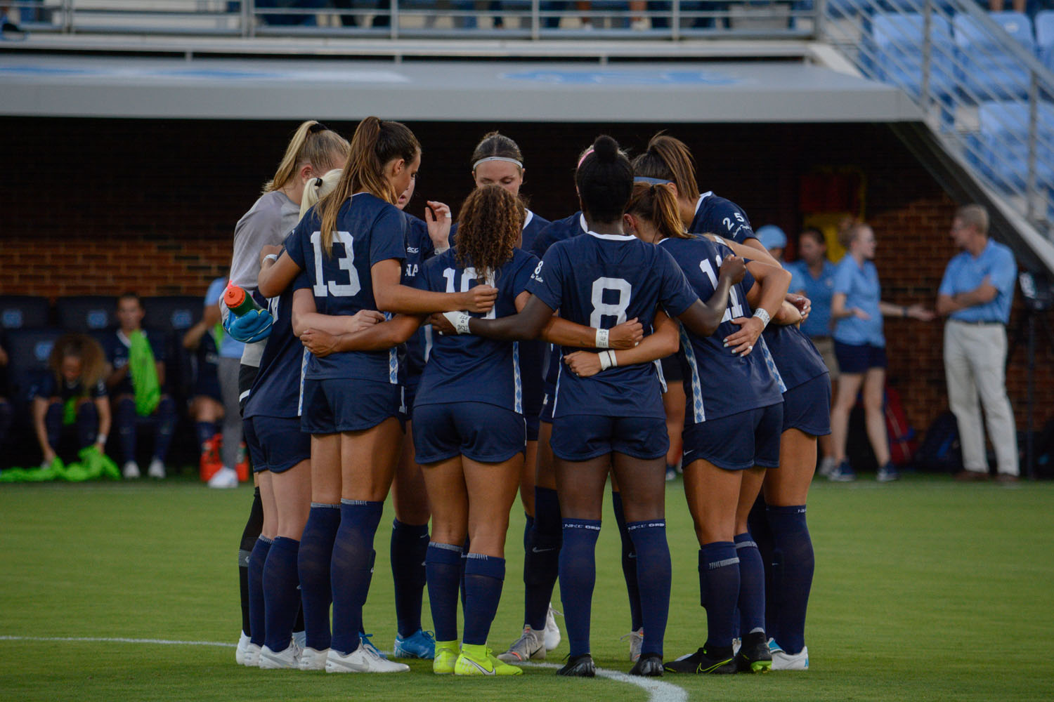 #16 NC State Women's Soccer Falls to Wake Forest in ACC ... |Wake Forest Womens Soccer Camp