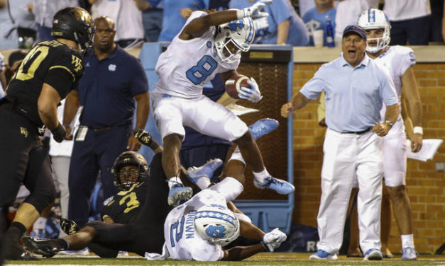 ACC Admits UNC Should Have Had One Second Added to Clock in Friday's Loss to Wake Forest