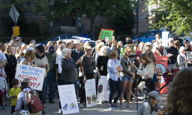 Photo Gallery: Climate Strike in Chapel Hill