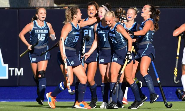 No. 1 UNC Field Hockey Downs No. 7 Louisville in ACC Opener