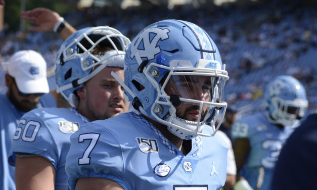 Numerous Missed Opportunities Cost UNC Football in Historic Six-Overtime Loss at Virginia Tech