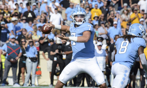 Sam Howell Named ACC Quarterback and Rookie of the Week
