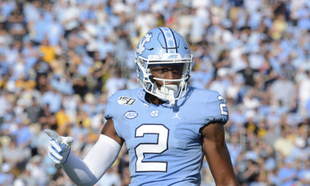 Confidence is Key for UNC Football Against Virginia Tech, Throughout Second Half of the Season