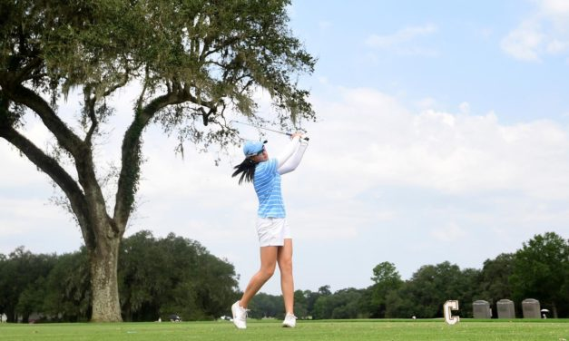 Women's Golf: Tar Heels Take Seventh at Mason Rudolph Championship