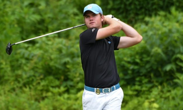 UNC Men's Golf Finishes Fourth at Olympia Fields Country Club Invitational