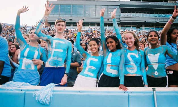 Photo Gallery: Chapel Hill on Gameday
