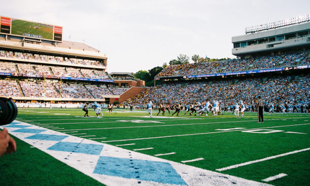 UNC Football Program Receives Largest Gift in Rams Club History