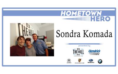 Hometown Hero: Sondra Komada