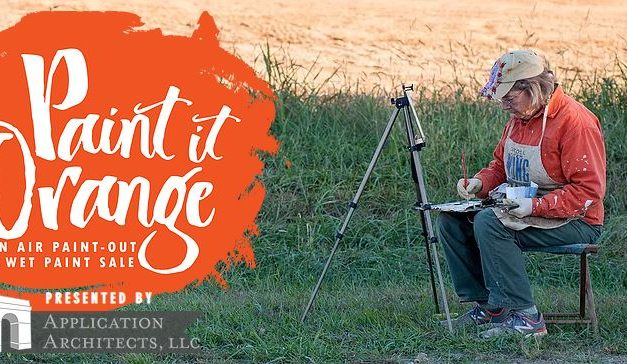 September 24th – Paint it Orange 2019