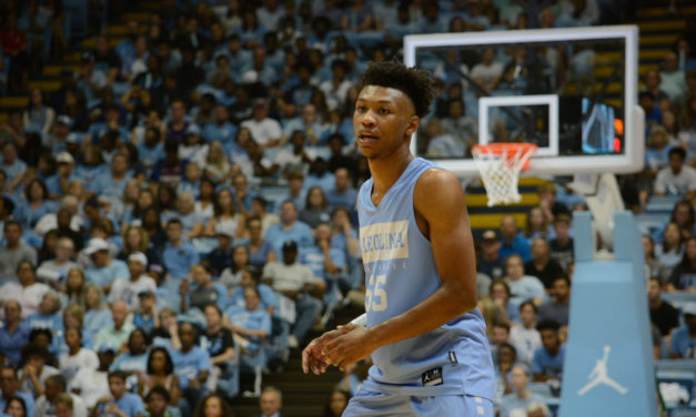UNC Picked to Finish 2nd in ACC Preseason Men's Basketball Poll