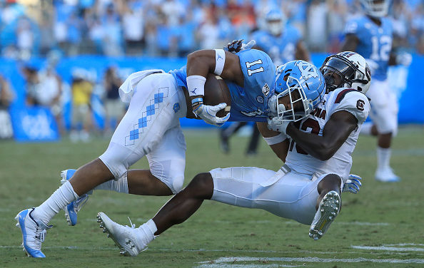 UNC Safety Myles Wolfolk Out for Remainder of Season
