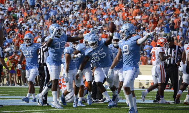 UNC Football Adapting to Pandemic With Unique Strength and Conditioning Workouts