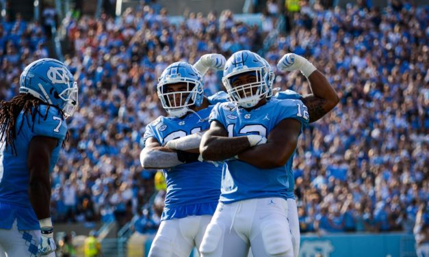 UNC Football Lands Commitment from Five-Star In-State Defensive End