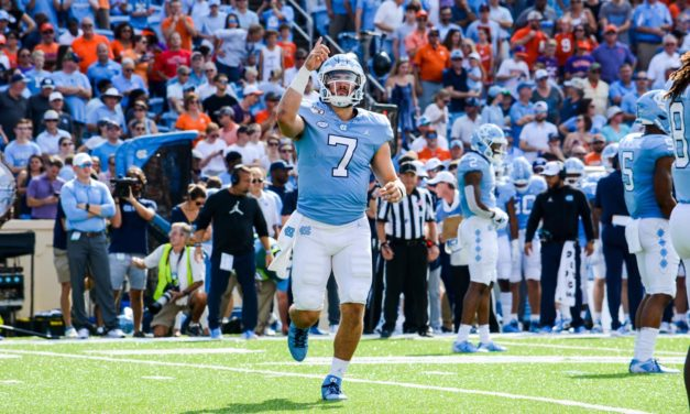 Sam Howell Selected as One of Three Finalists for Shaun Alexander Freshman of the Year Award