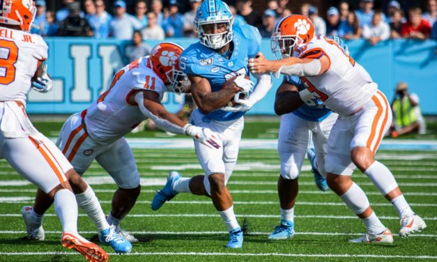 UNC Football Ranked No. 19 in 24/7 Sports Way-Too-Early Top 25 Poll