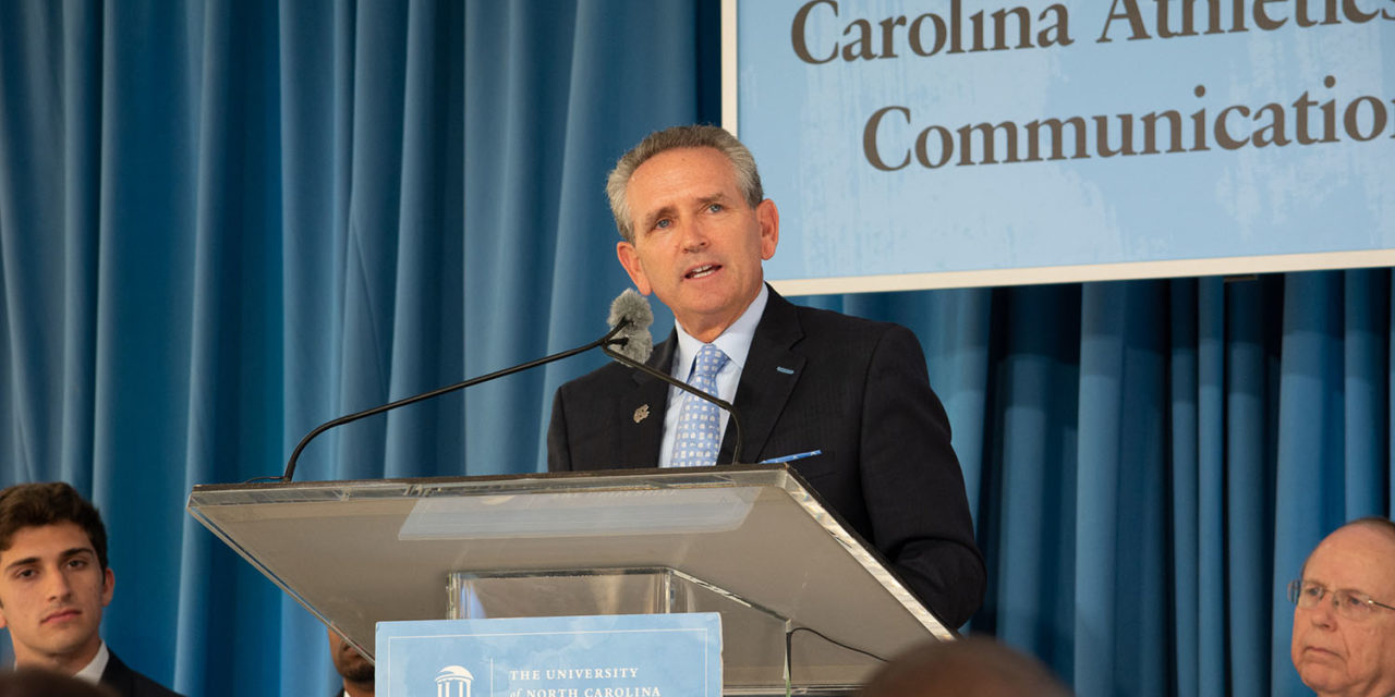 UNC Partners With Fitness Nonprofit To Support Youth Sports
