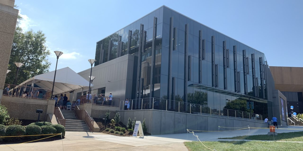 UNC Unveils $15 Million Media and Communications Center Producing ACC Network Broadcasts