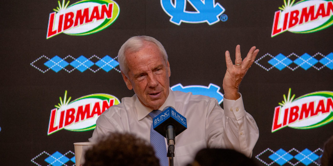 Roy Williams on California Student-Athlete Compensation Law: 'It's Dadgum Complicated'