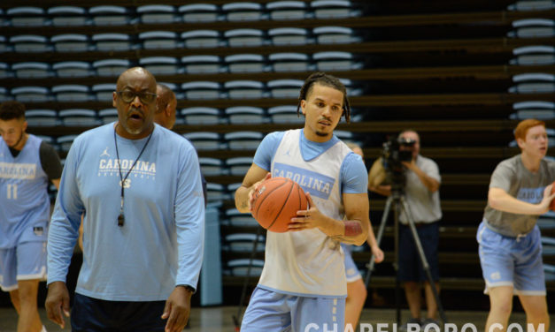 Cole Anthony Selected to Cousy Award Watch List
