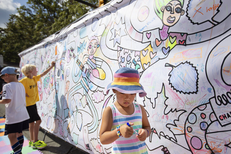 Festifall Celebrates 47 Years of Changing Seasons in Chapel Hill