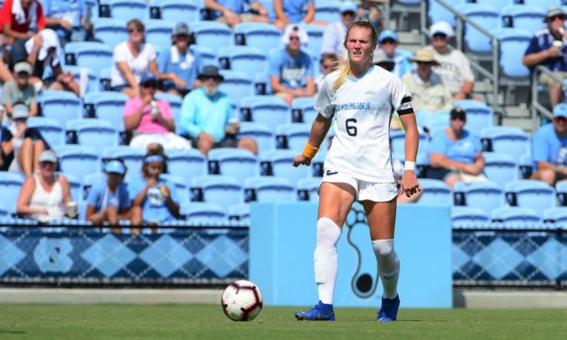 Trio of Second Half Goals Propel No. 3 UNC Women's Soccer to Road Victory at Pittsburgh