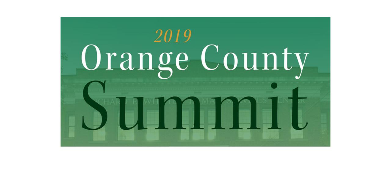 2019 Orange County Summit and Panels: FULL AUDIO