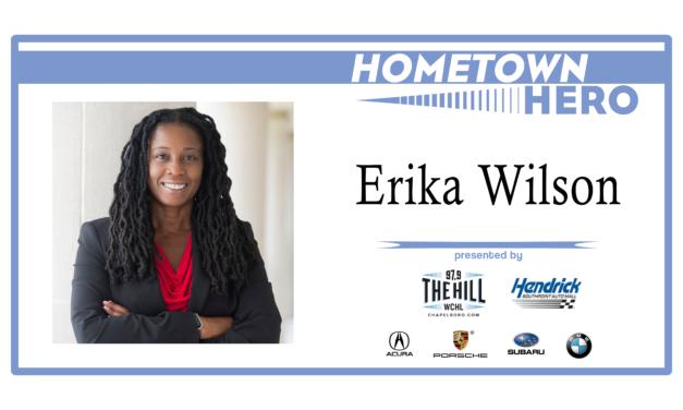 Hometown Hero: Erika Wilson