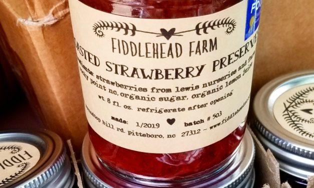 Made in NC: Fiddlehead Farm
