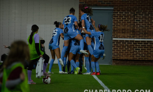 Photo Gallery: UNC Women's Soccer vs. Florida State